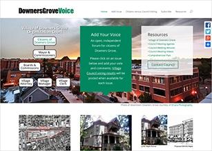 village website