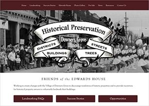 preservation website