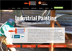 painting website